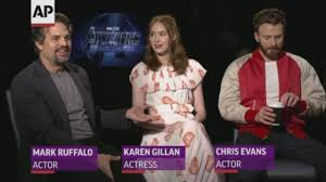 Avengers Endgame Mark Ruffalo And Chris Evans Reveal Who Was The