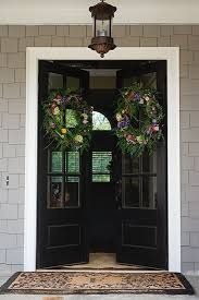 doors outside doors exterior doors home depot black french door with glass beautiful colorful wreath