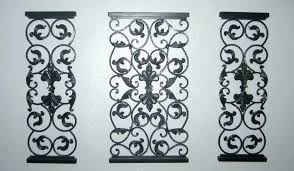 outdoor wall decor large outdoor wall decor large modest decoration large wrought iron wall art decor nice decorative panels outdoor outdoor wall decor