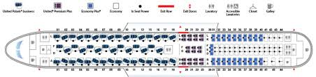 Delta Airlines 767 Seating Chart United High J 767 Targets Premium Markets While De Risking