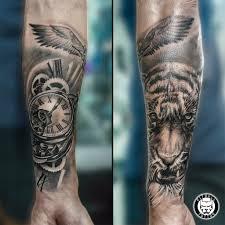 Realistic Tiger Tattoo By Pitbull Tattoo Thailand Blackan Flickr