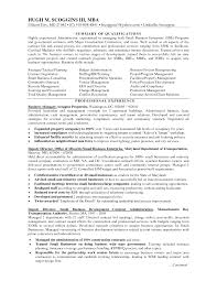 Lease Administrator Sample Resume Business Admin Resume Madrat Co shalomhouseus 2