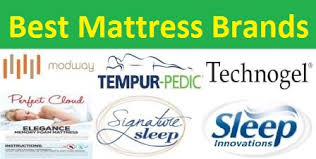 mattress brands list. Best Mattress Brands List A