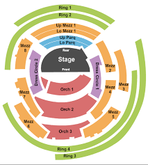Cso Seating Chart With Seat Numbers Classical Music Tickets