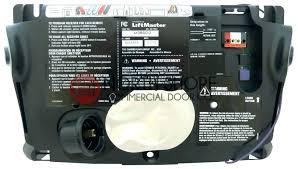 chamberlain 1 2 hp garage door opener garage door opener manual chamberlain security access master 1