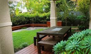 Small Picture Plain Garden Design Melbourne R And Decor