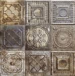 <b>Керамическая плитка Mainzu Tin-Tile</b> Rusty Mix (без подбора ...