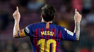 ليونيل ميسي يعلن رسميا طلاقه عن نادي برشلونة بعد شراكة دامت 20 عاما
