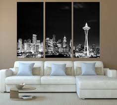 best seattle skyline art products on wanelo in seattle wall art plan  on best wall art in seattle with wall art amazing pictures seattle wall art contemporary large for