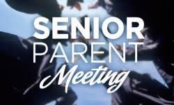 Image result for senior parent meeting