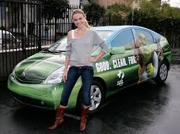 Kate Bosworth in Toyota Prius Cars - Zimbio