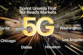 Design Sprint Atlanta Sprint Is Preparing Six Cities For 5g With Massive Mimo
