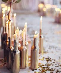 Wine Bottle Decorations For Weddings