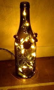wine bottle lighting. Wine Bottle Lights \u2013 A Gift For You, Them Lighting