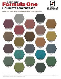 Allens Polished Concrete Color Swatches Allens Polished Concrete