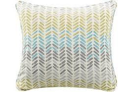 teal accent pillows. Modren Pillows ISofa Abba Zabba Surf Accent Pillows Set Of 2 On Teal