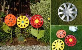 garden art. Diy Garden Art
