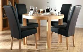 light colored kitchen table 4 chair wooden dining table astonishing light brown round modern wooden dining
