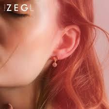 <b>ZEGL</b> freshwater pearl <b>earrings</b> ladies <b>earrings</b> simple <b>earrings</b> ...