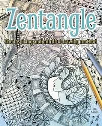 booktopia has zentangle the inspiring and mindful drawing method by jane marbaix a ed paperback of zentangle from australia s leading
