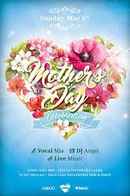 Free Flyers Backgrounds Mothers Day Celebration Free Flyer Template Psd Flyer