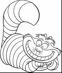 Small Picture astounding alice wonderland cheshire cat coloring pages with