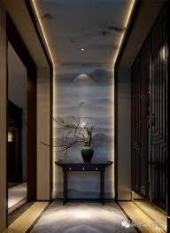 House Entrance Wall Design 9 800 X 1096 Klinik Kecantikan Foyer Design Home