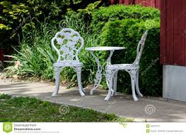 white iron garden furniture. Interior Luxury Small Outdoor Table And Chairs 29 Metal Patio Set Pqa1mwd Cnxconsortium Furniture With Amazing White Iron Garden