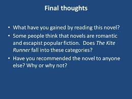 the kite runner by khaled hosseini ppt video online  28 final