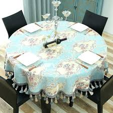 70 inch round table 70 x 108 tablecloth fits what size table