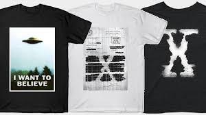 <b>T</b>-<b>Shirt</b> Tuesday: The Best <b>X</b>-Files Shirts - Geek.com