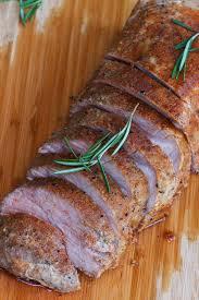 sous vide pork loin perfectly moist