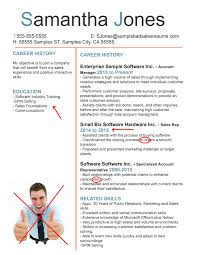 example of bad resumes the anatomy of a terrible sales resume
