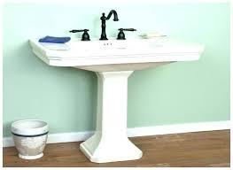 large pedestal sink.  Sink Large Pedestal Sink Post Navigation Previous  Porcelain   With Large Pedestal Sink I