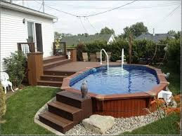 Image Design Ideas Making Above Ground Pool Look Nicerehh Todays The Kind Of Day Wish We Had Our House And Pool Perfect Pool Weather Pinterest 15 Above Ground Pool Ideas That Are Unbelievably Outstanding 244