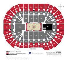 Horseshoe Seating Chart Osu Horseshoe Seating Chart Schottenstein Center Basketball