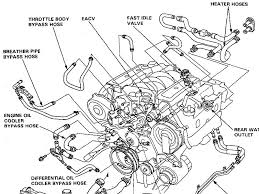 acura rl engine diagram wiring diagrams