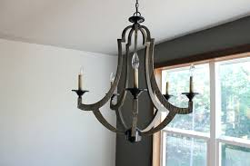 chain link chandelier glass how to mount entryway inspiration home