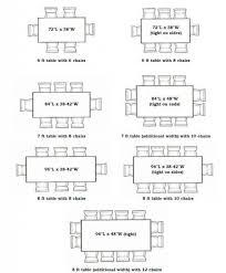 um image for ergonomic dining room design dining room table standard dining space