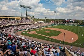 Atlanta Braves Visit Spring Training
