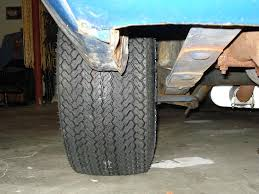 Rim Tire Size Help For A 1965 Mustang Coupe Ford Mustang Forum
