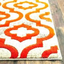 burnt orange rugs or green and orange area rugs red and green rug orange green rug