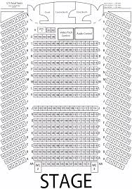 Bardavon Seating Chart Seating Chart Putnam Valley Central School District