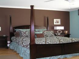 Teal And Brown Bedroom Bedroom Paint Ideas Brown Free Image