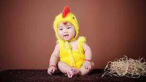 3840x2160 Korean New Cute Baby Girl 4K ...