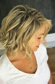 Image Coiffure Femme Mi Long Cheveux Epais Coiffure Cheveux