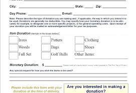 Walkathon Pledge Form Templates Pledge Form Template Pledge Form Template Goodwill Donation