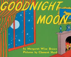 vine book cover print goodnight moon children s book nursery decor clic childrens literature kids room art print
