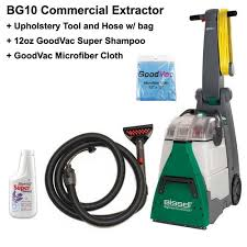 best area rug cleaners 6 bis bg10 big green deep cleaning machine bundle kit with