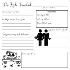 guest book template free diy wedding guest book pages found on diy weddingbee com